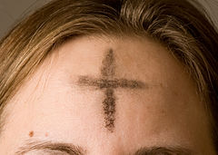 http://en.wikipedia.org/wiki/Ash_Wednesday