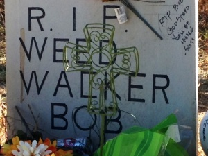Weed Wacker Bob Memorial